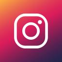 Logo Instagram für ami Friseure